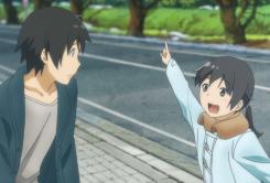 Kei Kuramoto (left), Chinatsu Kuramoto (right)