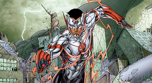 African American Wally West